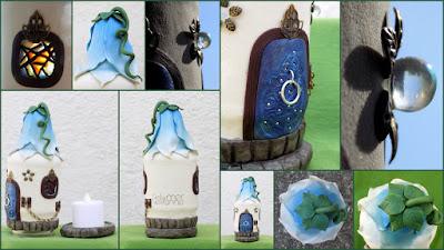 domek wróżek, fairygarden, minigarden
