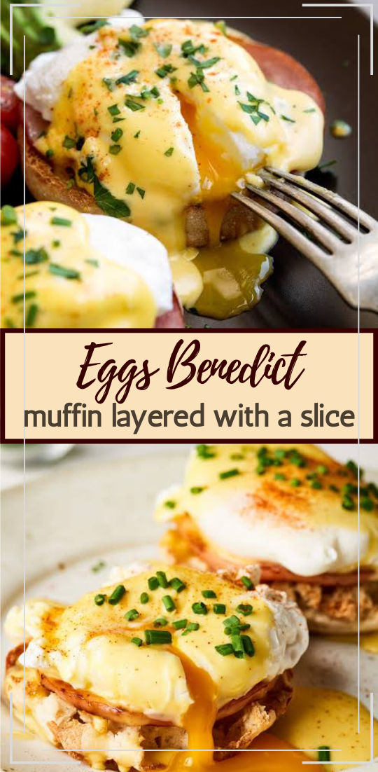 Eggs Benedict #healthyfood #dietketo #breakfast #food