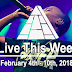 Live This Week: February 4th - 10th, 2018
