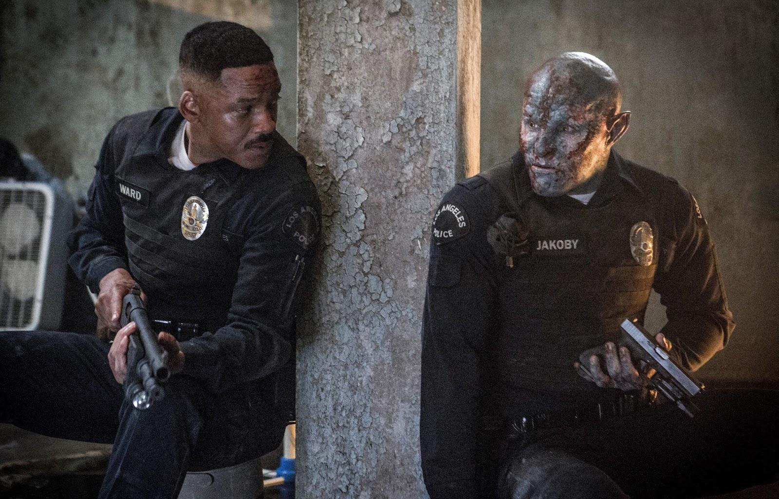 Netflix divulga o trailer oficial de Bright, com Will Smith