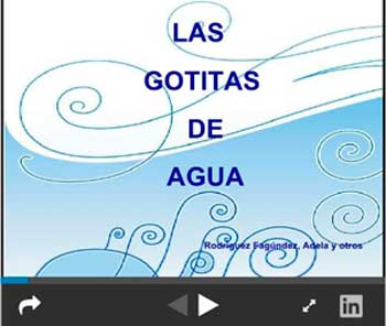 Mi Sala Amarilla Los Estados Del Agua Secuencia Didactica Y