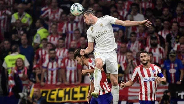 Gareth Bale tops Real Madrid's list to face Sociedad