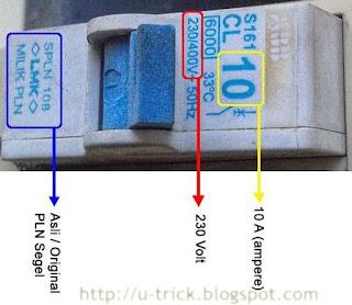 Cara Menghitung dan Mengetahui Daya Listrik (Watt) 2