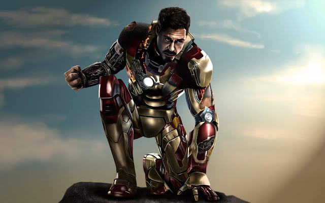 Watch Online All Marvel Movies HD on Google Xtream Iron Man III [2013]