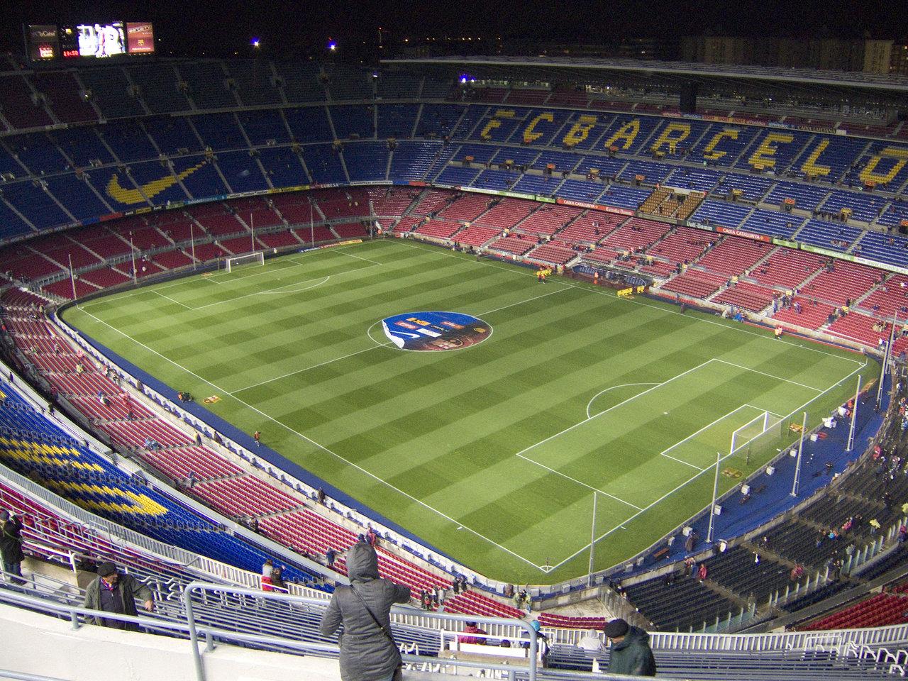 Fc Barcelona Stadion