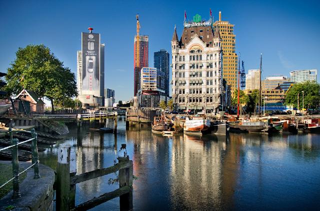 Turismo em Roterdã