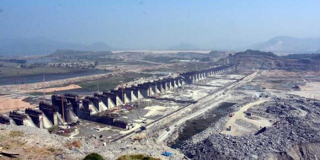 Polavaram - Mega Irrigation Project