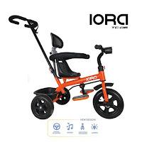 sepeda roda tiga anak pmb iora tc06 baby tricycle