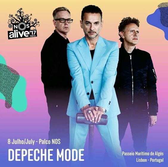 T U B E Depeche Mode 2017 07 08 Oeiras Pt Tv Flac