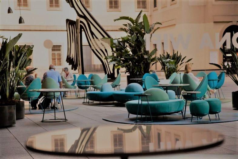 Viaggiaconalma Nubel Restaurante Museo Reina Sofia Madrid