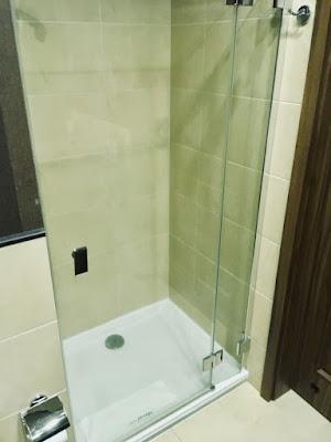 Hotel Afrodyta, Radziejowice, kabina prysznicowa