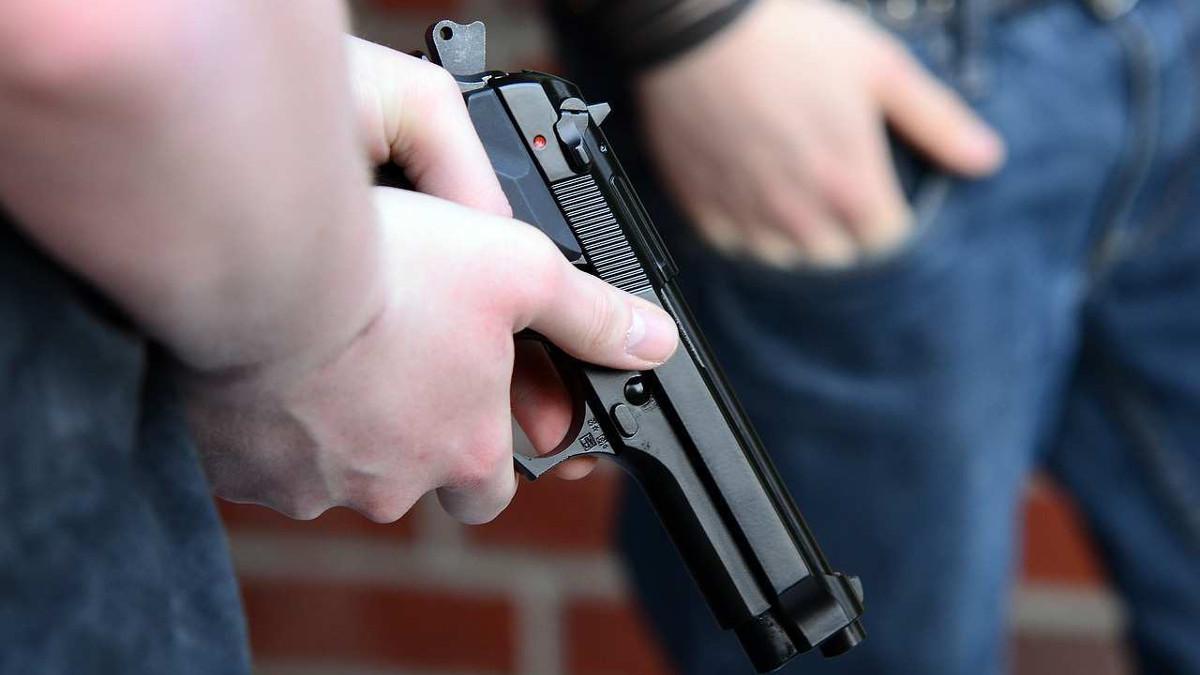colpi d'arma da fuoco