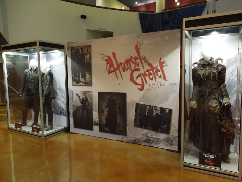 Hansel Gretel Witch Hunters movie costumes