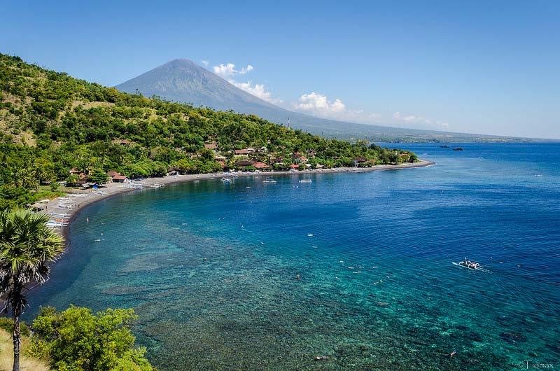 Pantai Amed Karangasem Bali