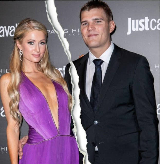 Paris Hilton breaks up 10 months engagement to Chris Zylka because he 'wasn't the one'