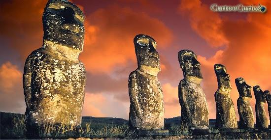 segredos da ilha de pascoa