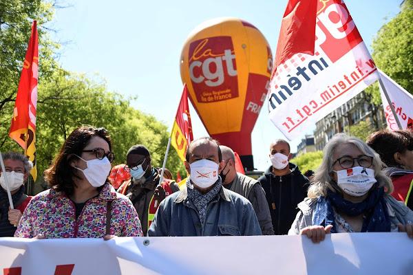 1er Mai : Malgré le Covid-19, les syndicats sont de retour dans la rue