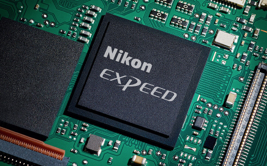 Процессор Nikon EXPEDD