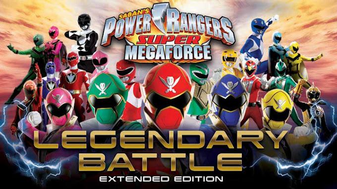 Power Rangers Super Megaforce: The Legendary Battle Subtitle Indonesia