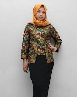 Model Kemeja Batik Anak Muda Jaman Sekarang