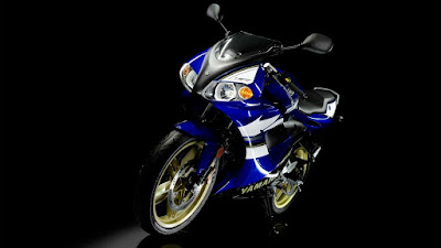 yamaha bike hd wallpaper four