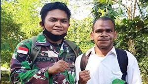 Perjuangan Anak Papua Hantarkan Yusuf Jadi Prajurit Walau Hanya Berbekal Nasi Dan Tahu