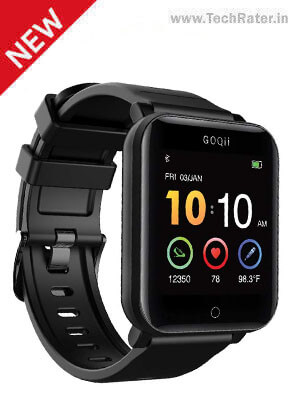 GOQii Smart Vital Fitness Watch Detailed Review and Features Explained