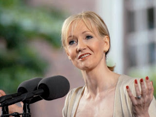 Top Ten Famous J.K. Rowling Quotes