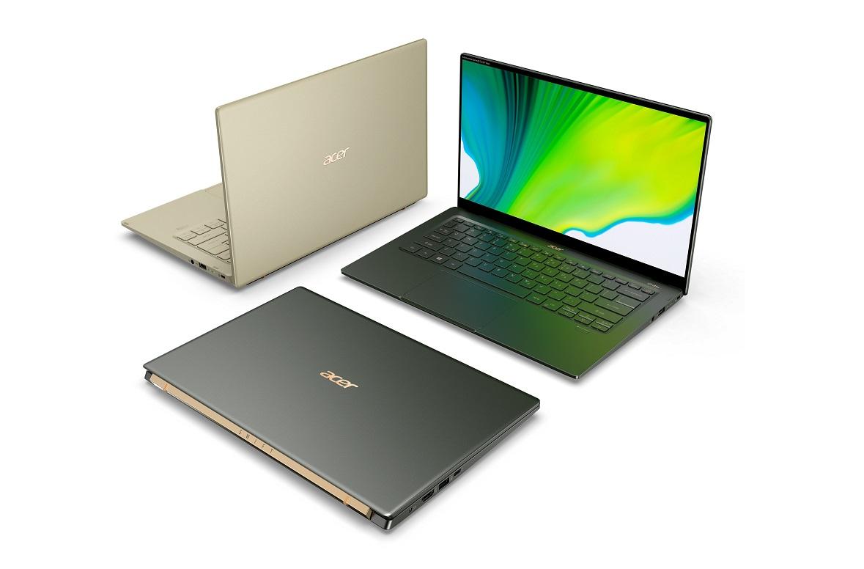 Acer Swift 5 llena de estilo, rendimiento y portabilidad
