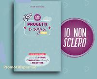 """La Feltrinelli ti regala l'Agenda """"Io non sclero 2021"""" : come e dove ritirarla gratis !"""