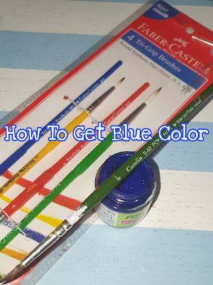 How To Get Blue Color