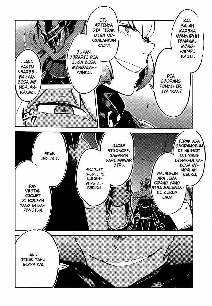 Manga Overlord chapter 8 Bahasa Indonesia
