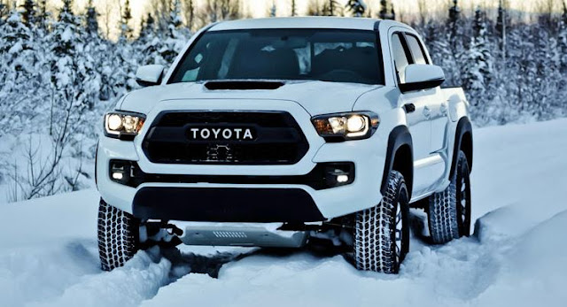 2017 TOYOTA TACOMA TRD PRO REVIEWS