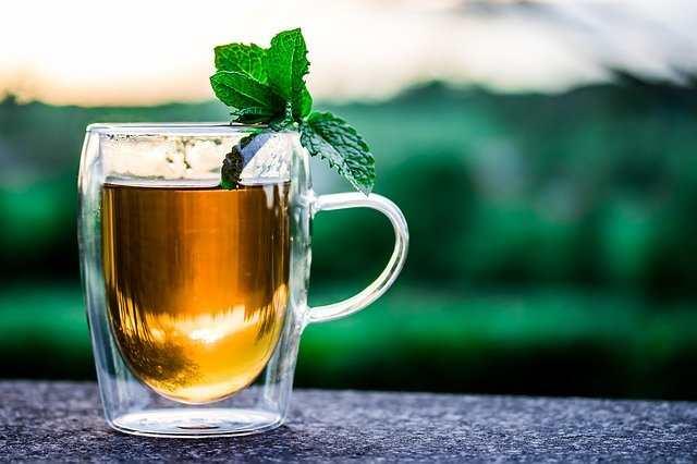 هل شاي النعناع ينحف؟