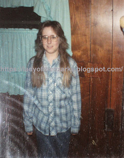 Me at age ten