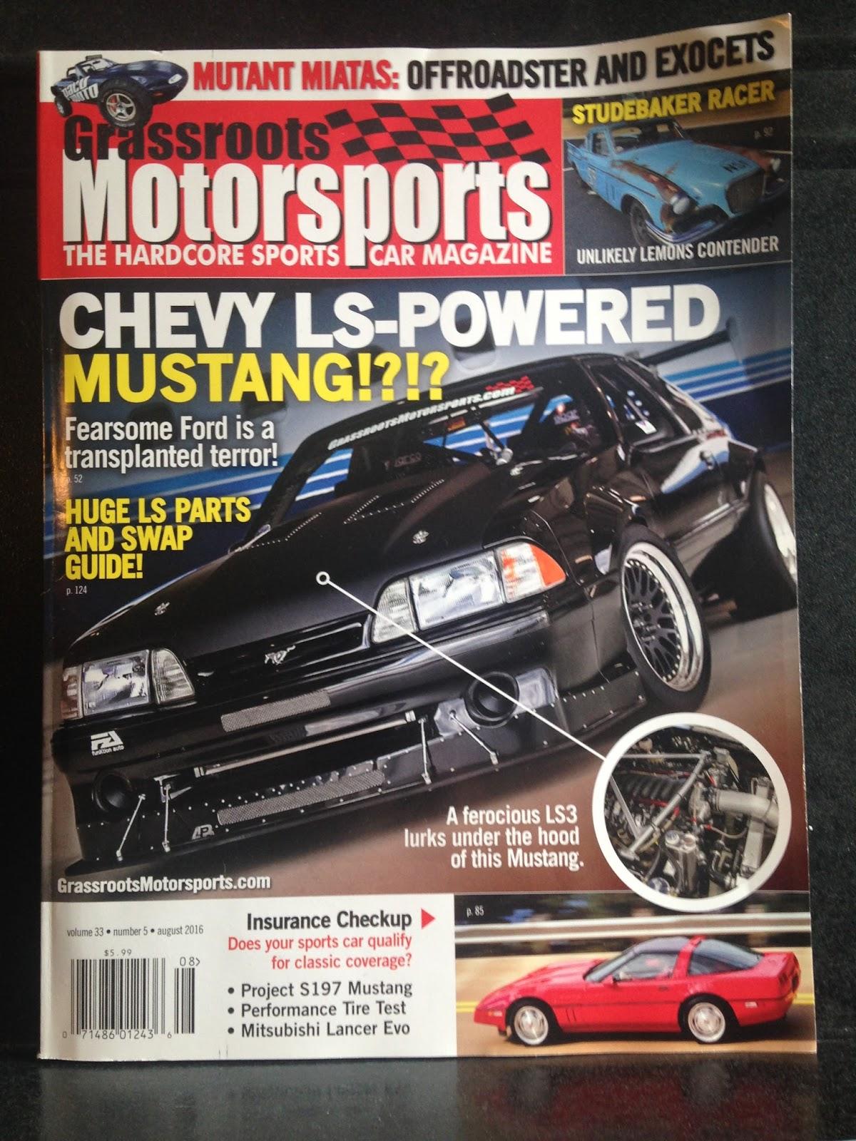 Nixon Motor Sports: Independence from Boring Magazines!