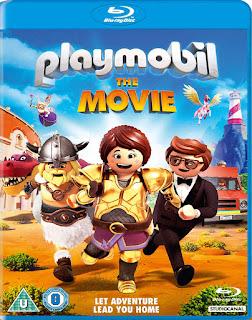 Playmobil: La Película [BD25] *Español Latino