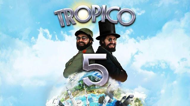 متطلبات تشغيل لعبة محاكاة البناء Tropico 5 للكمبيوتر