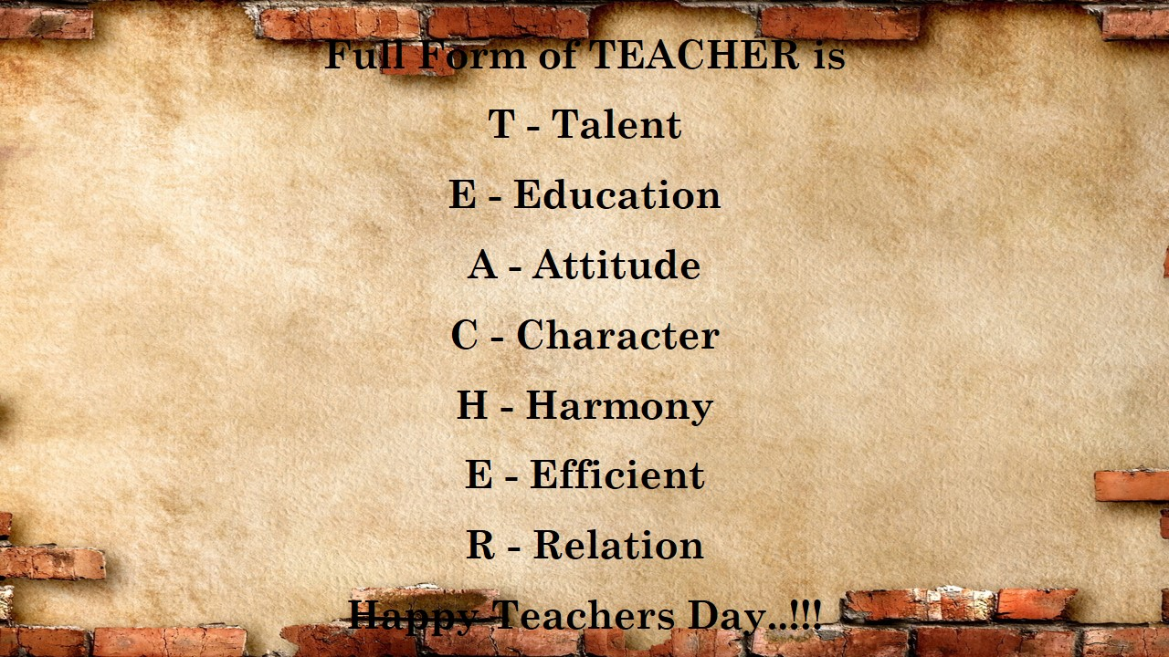 Famous Quote Of The Day Famous Quotes On Teachers