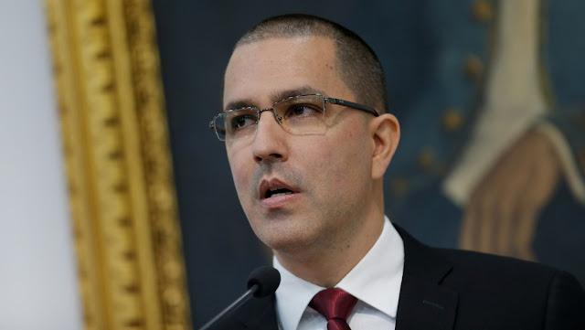 """Venezuela rechaza el respaldo de la Unión Europea a las """"iniciativas inconstitucionales"""" de EE.UU."""