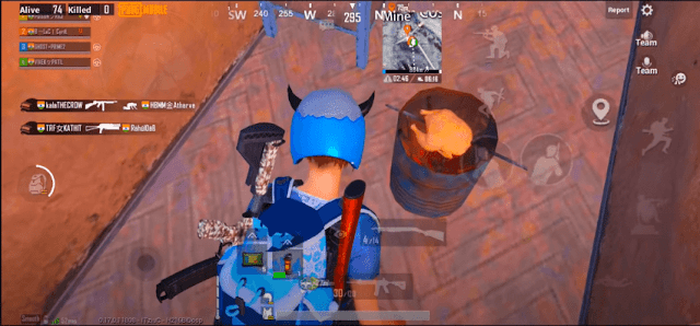 How To Play Arctic Mode In PUBG Mobile Arctic Mode Tips And Tricks