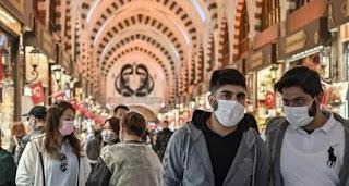 وزير الصحة التركي يعلن عن حصيلة جديدة للوفيات والإصابات بفايروس كورونا