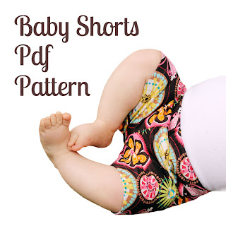 newborn shorts pattern