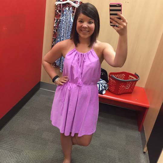 Target Dressing Room Diaries