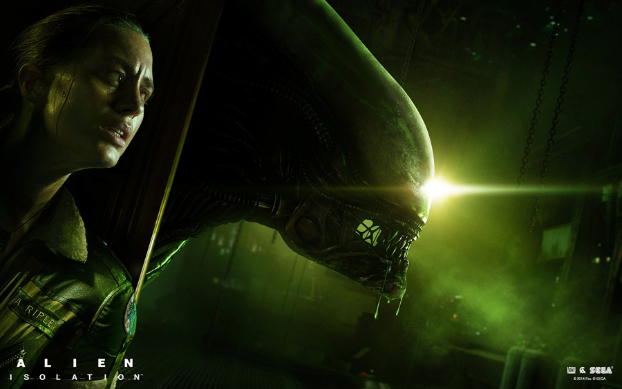 Alien Isolation PC Download Poster