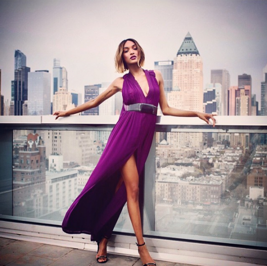 Hottest Female Models on Instagram Right Now Jourdan Dunn