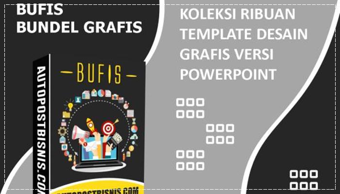 BUFIS - Bundel Grafis - Lisensi PLR