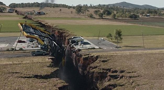Kenali Tanda Kemunculan Gempa Bumi