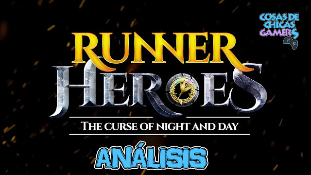 Análisis de Runner Heroes The Curse of Night and Day para Steam (PC)