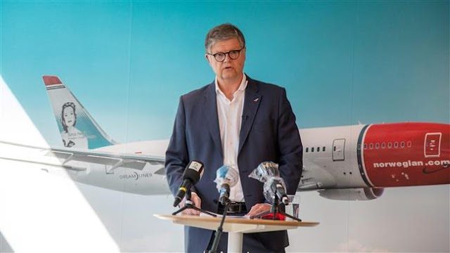 Coronavirus: Norwegian Air to run out of cash unless debt plan approved